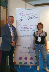 Giulia Tarditi wins the 6th Process Innovation Challenge