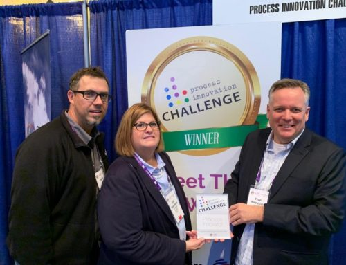 Lori Silverstein wins the 7th Process Innovation Challenge