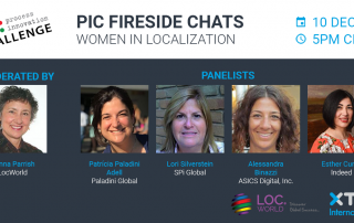 "PIC Fireside Chats - ""Women in innovation"""
