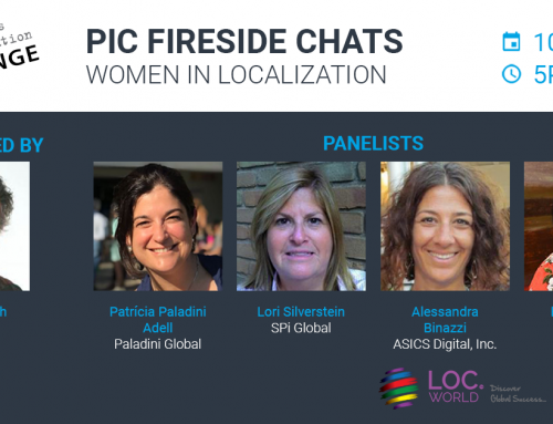 "PIC Fireside Chats – ""Women in innovation"""