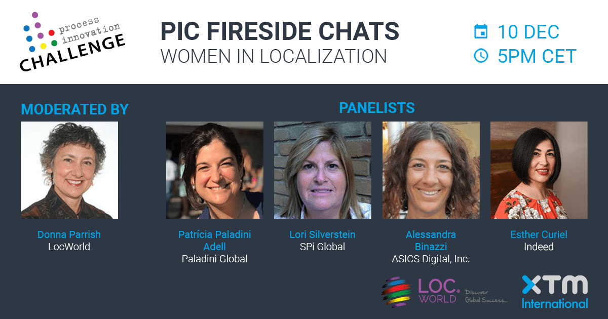 """PIC Fireside Chats - """"Women in innovation"""""""